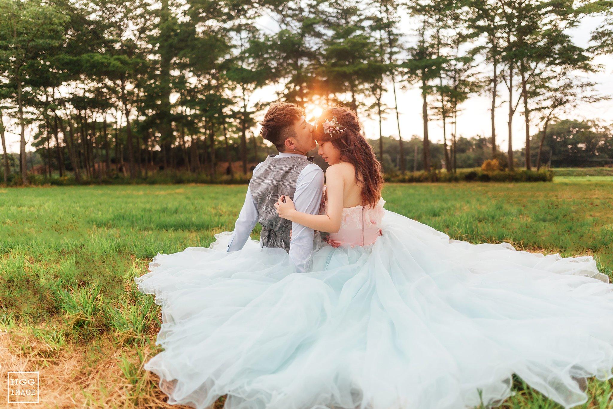 婚紗包套,自助婚紗