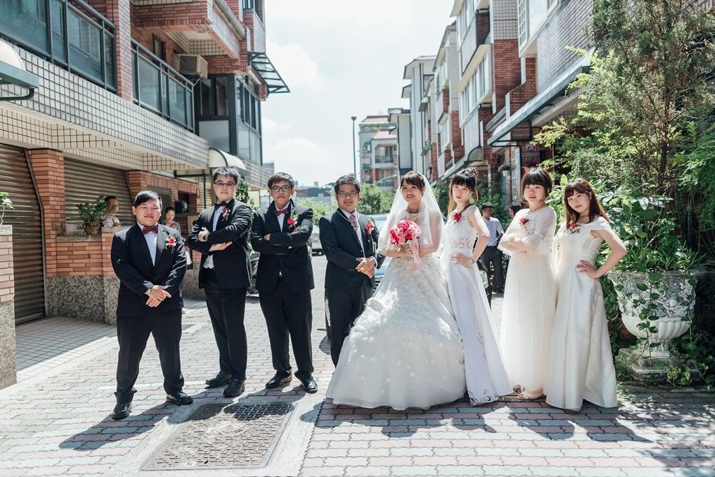 【HGG IMAGE 婚禮紀錄/婚攝/桃園緣圓餐廳】